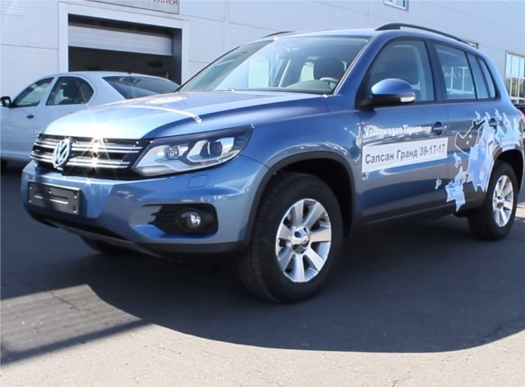 Volkswagen Tiguan 2012 — MegaRetr