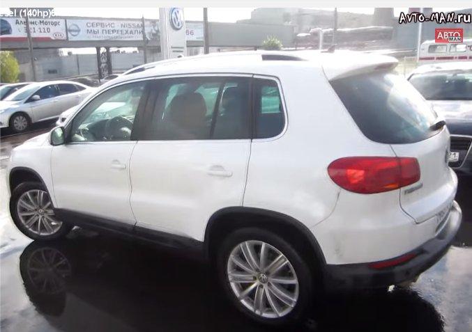 Volkswagen Tiguan 2012 — Anton Avtoman