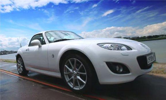 Mazda MX-5 2013 — АвтоВести