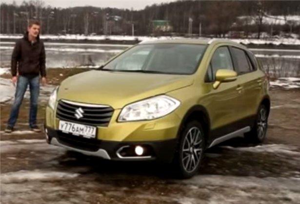 Suzuki SX4 2014 — Наши тесты