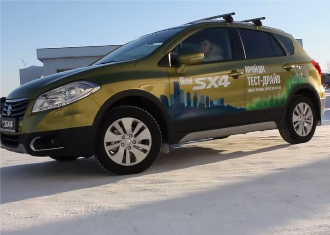 Suzuki SX4 2013 — MegaRetr