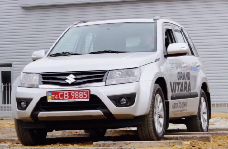 Suzuki Grand Vitara 2012 — Car4mancom