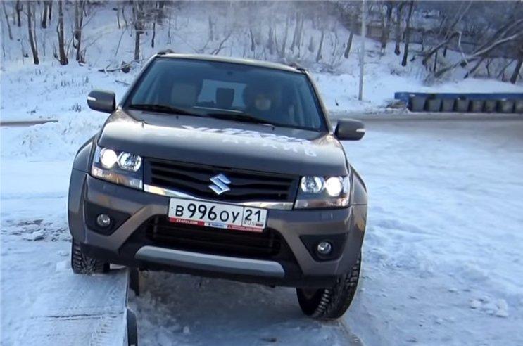 Suzuki Grand Vitara 2012 — Anton Avtoman