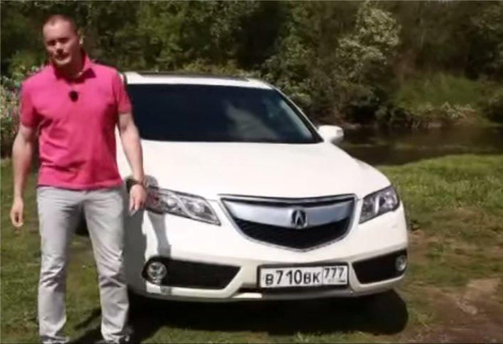 Acura RDX 2014 — Наши тесты