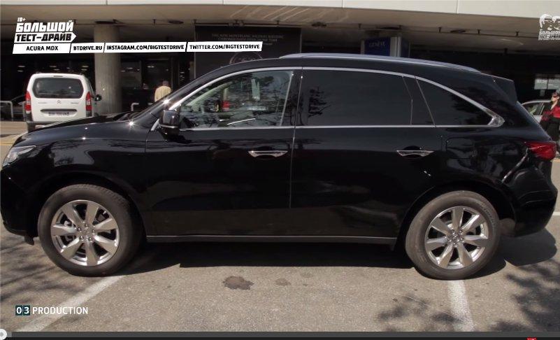 Acura MDX 2014 — Большой тест-драйв