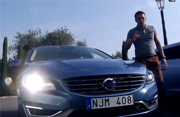 Volvo S60 2014 — Первый тест