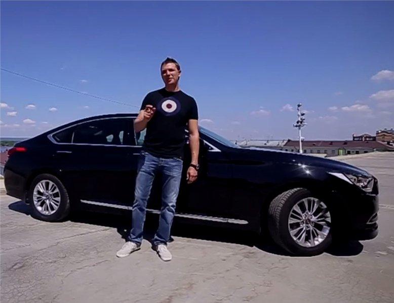 Hyundai Genesis 2014 — Игорь Бурцев