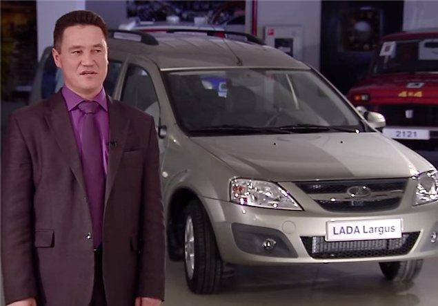 Lada Largus 2012 — DriveRu