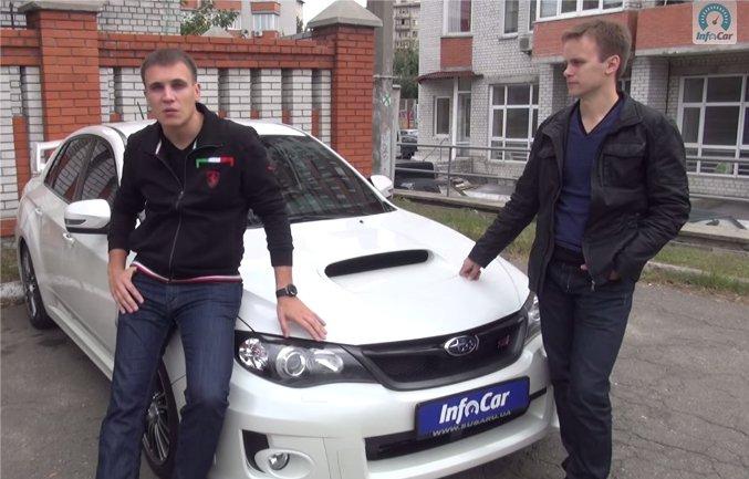 Subaru Impreza WRX 2012 — InfoCar