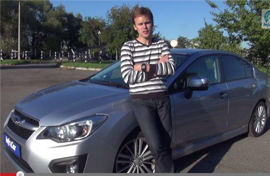 Subaru Impreza 2012 — InfoCar