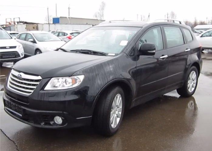 Subaru Tribeca 2012 — MegaRetr