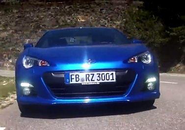 Subaru BRZ 2012 — DriveRu