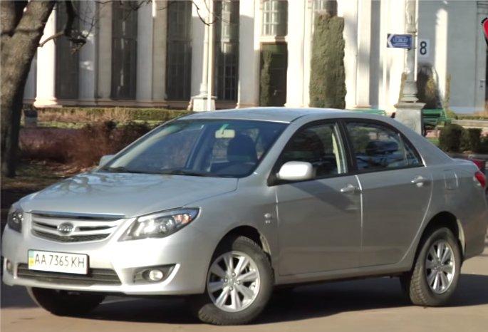 BYD F3 2014 — Автоцентр