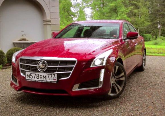 Cadillac CTS 2015 — АвтоВести