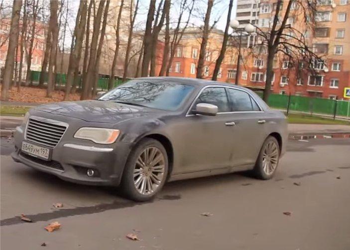 Chrysler 300C 2012 — Большой тест-драйв