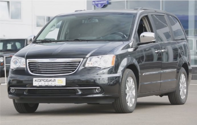 Chrysler Grand Voyager 2012 - Коробка передач