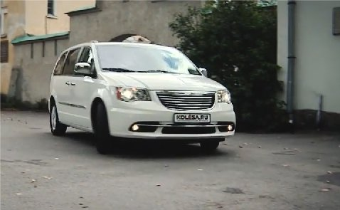 Chrysler Grand Voyager 2013 — KolesaRu