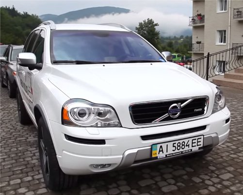 Volvo XC90 2014 — InfoCar