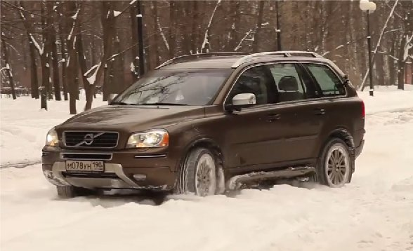 Volvo XC90 2013 — Большой тест-драйв