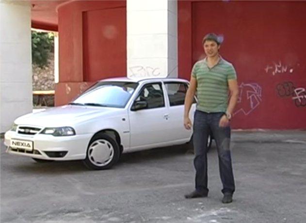Daewoo Nexia 2009 — Игорь Бурцев