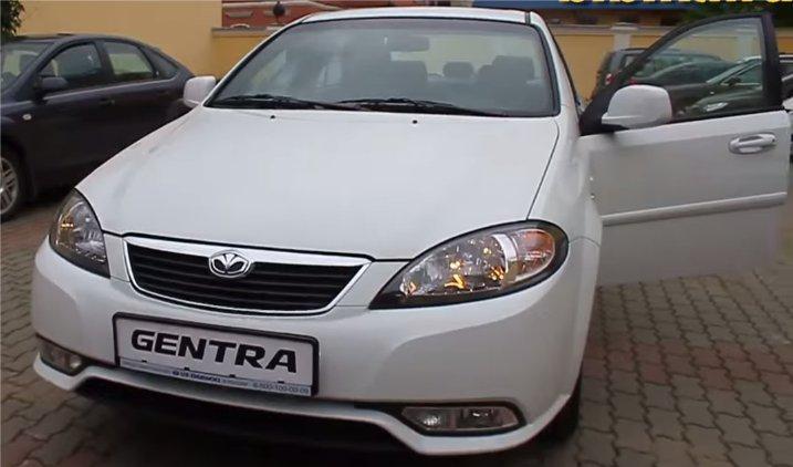 Daewoo Gentra 2013 — Бибика