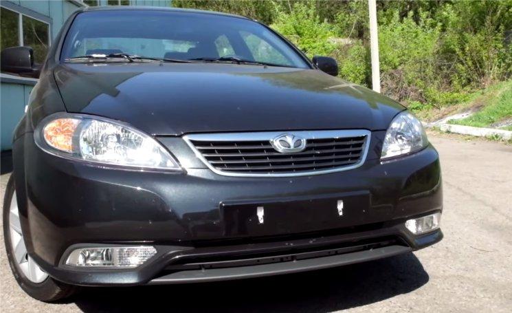 Daewoo Gentra 2014 — Turbo