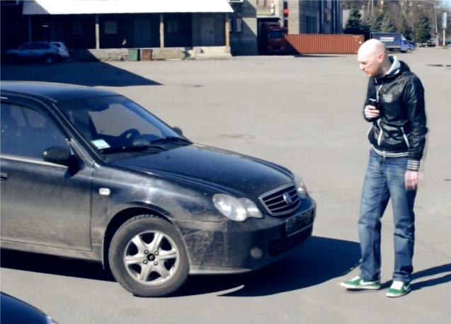 Geely CK 2013 — Авто правда