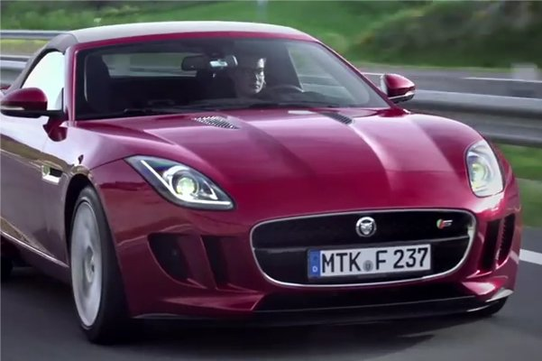 Jaguar F-Type S 2013 - АвтоВести