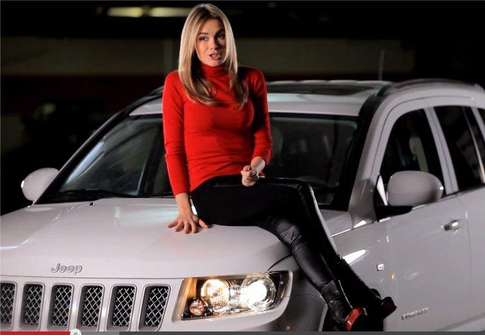Jeep Compass 2013 — Москва рулит