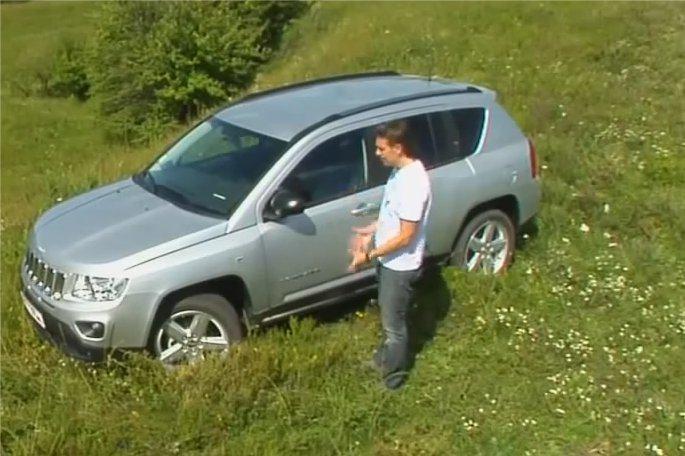 Jeep Compass 2013 — Первый тест