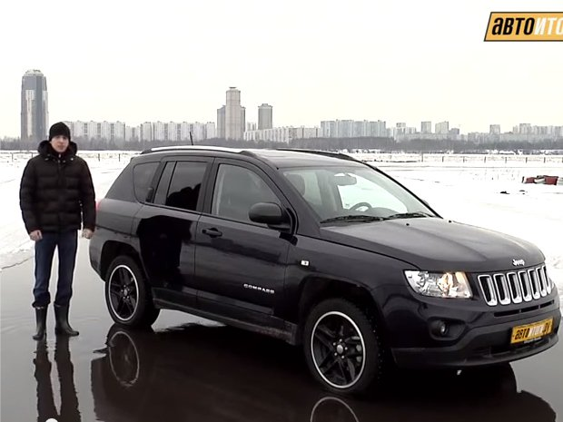 Jeep Compass 2012 — АвтоИтоги