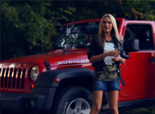 Jeep Wrangler 3.6 2012 — Москва рулит