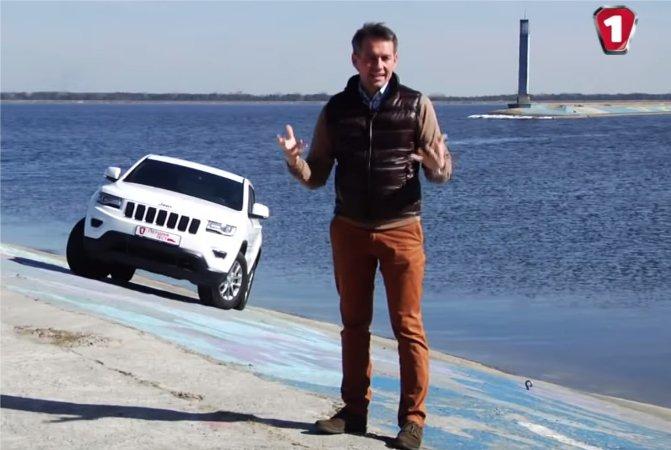 Jeep Grand Cherokee 3.0 TD 2014 — Первый тест