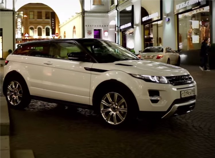 Land Rover Range Rover Evoque 2011 — АвтоВести
