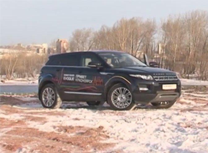 Land Rover Range Rover Evoque 2011 — Коробка передач