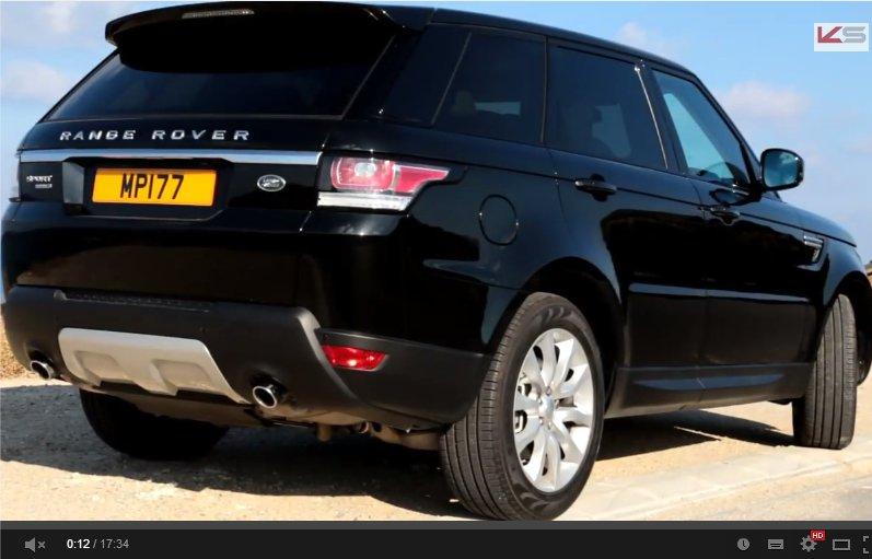 Range rover sport 3 0 td 2013 роман коробкин