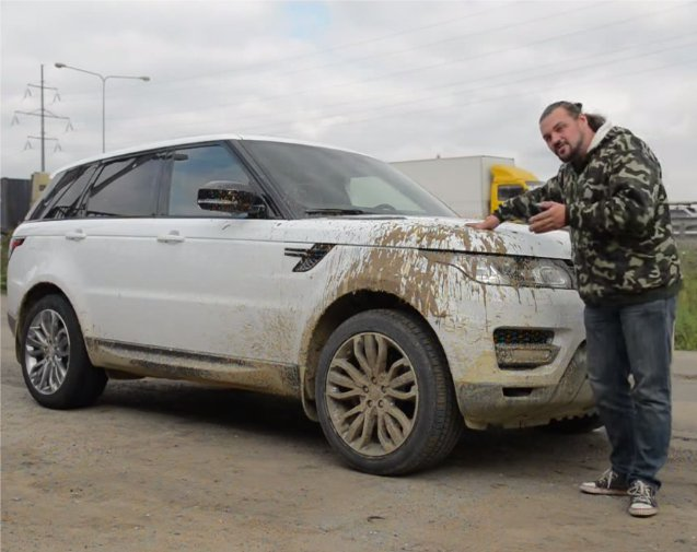 Range Rover Sport 3.0 Turbo 2013 — Моторы