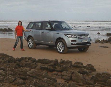 Range Rover 2013 — Motorlive
