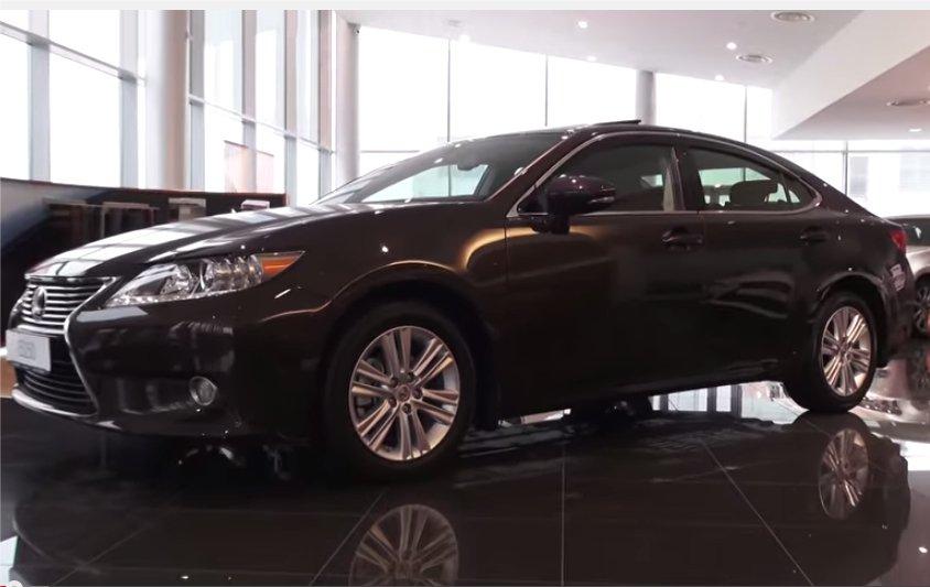Lexus ES 2013 — Александр Михельсон