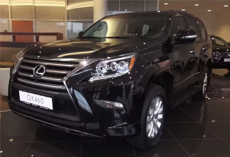 Lexus GX460 2014 — Александр Михельсон