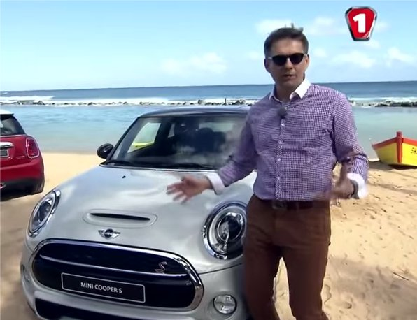 Mini Cooper 2014 — Первый тест