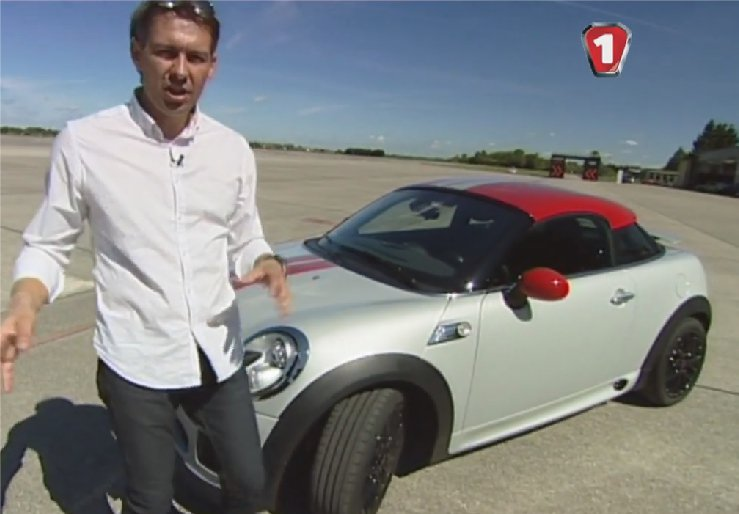 Mini Coupe 2013 — Первый тест