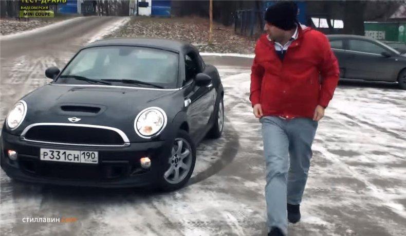 Mini Cooper S Coupe 2011 — Большой тест-драйв