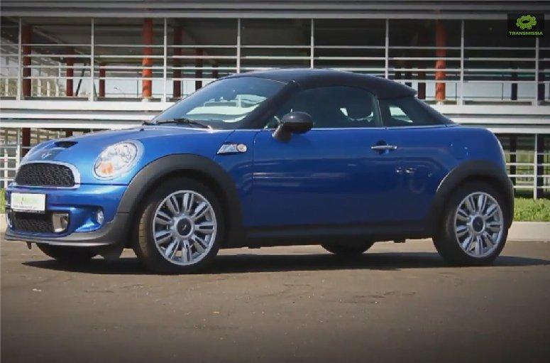 Mini Cooper S Coupe 2012 — Trans MISSIA