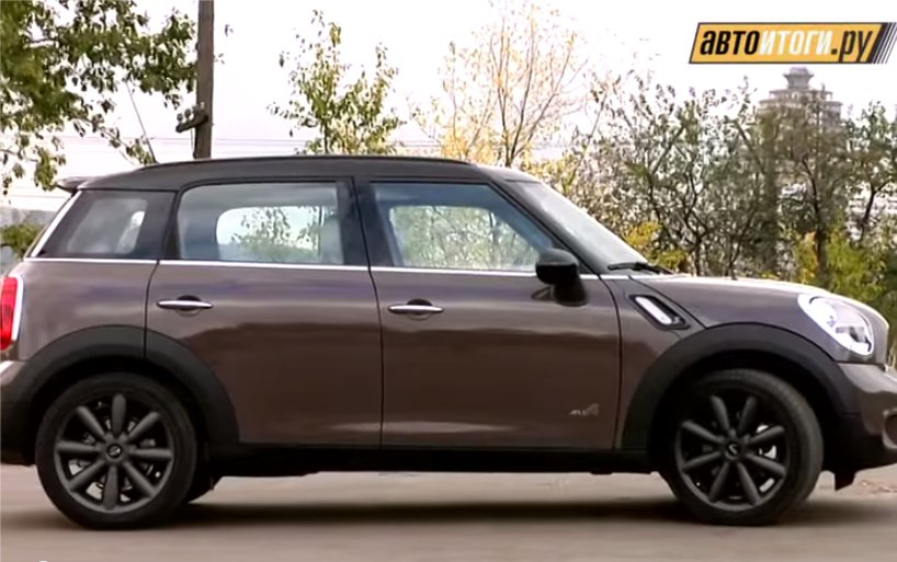 Mini S Countryman 2011 - АвтоИтоги