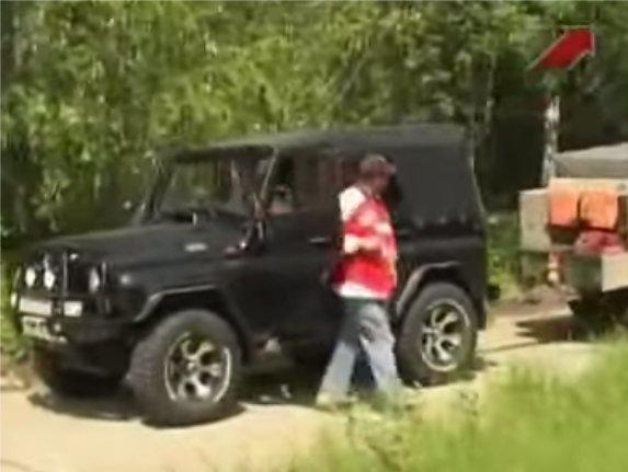 UAZ Hunter 2012 — ДрайвТВ