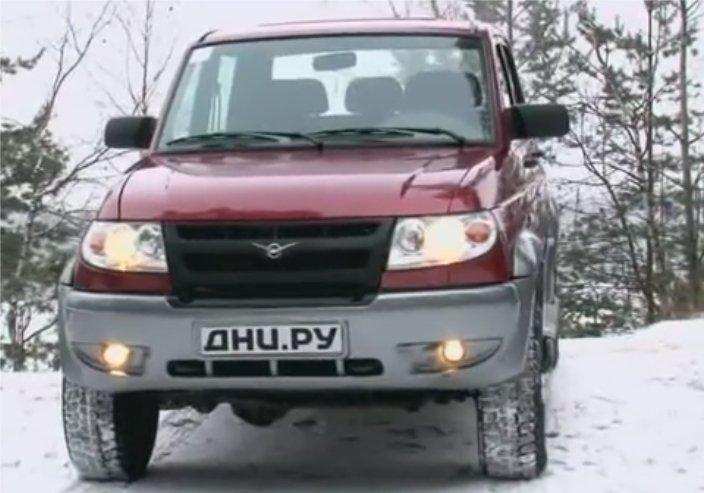 UAZ Pickup 2008 — Пётр Баканов