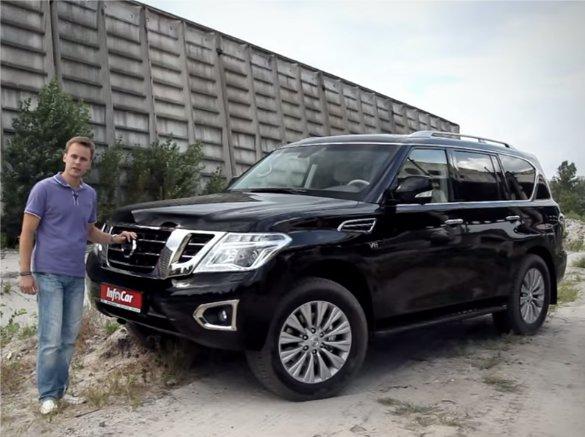 Nissan Patrol 2014 — InfoCar