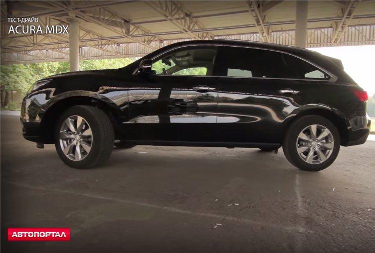 Acura MDX 2014 — АвтоПортал