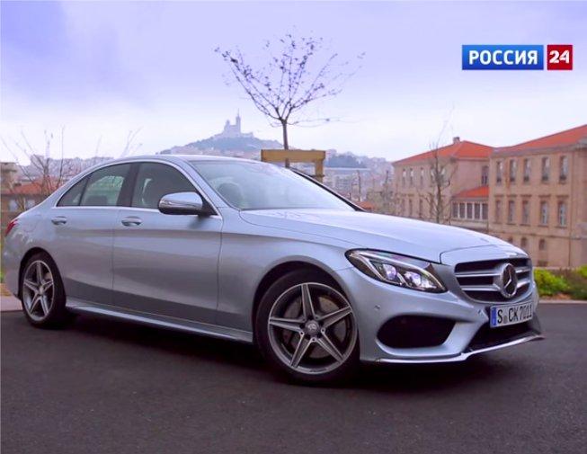 Mercedes-Benz C-Class 2014 — АвтоВести